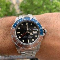 Rolex 1675 Acier GMT-Master 40mm occasion France, Paris