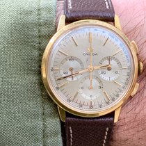 Omega Yellow gold 35mm Manual winding 101.010.65 pre-owned United States of America, Florida, Coral Gables