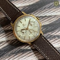 Omega 101.010.65 Good Yellow gold 35mm Manual winding United States of America, Florida, Coral Gables