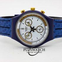 Swatch Plastic 36mm Quartz SCN100 new