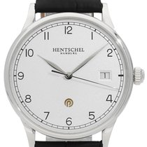 Hentschel Hamburg Steel 36.5mm Automatic pre-owned