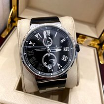 Ulysse Nardin Marine Chronometer Manufacture Сталь 45mm Чёрный Россия, Санкт-Петербург
