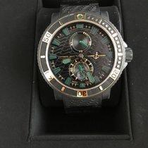 Ulysse Nardin Diver Black Sea Gold/Steel 45mm Black No numerals United States of America, Florida, Palm Beach Gardens