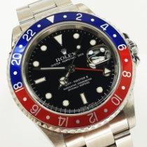 Rolex 16710BLRO Сталь 2008 GMT-Master II 40mm подержанные