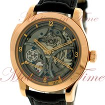 Jaeger-LeCoultre Master Minute Repeater Or rose 44mm Transparent Arabes