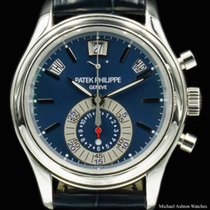 Patek Philippe Annual Calendar Chronograph 5960P-015 2011 pre-owned
