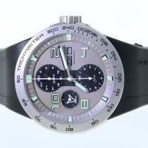 Porsche Design new Automatic Display Back Small Seconds Luminescent Numerals Luminescent Hands Screw-Down Crown Luminous indexes 44mm Steel