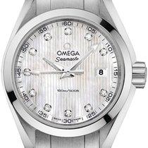 Omega Seamaster Aqua Terra Steel 30mm Silver United States of America, New York, Airmont
