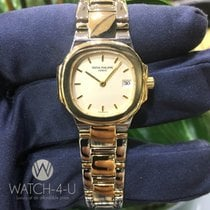 Patek Philippe Ladies Nautilus 4700 27mm 18k Yellow-Gold/Steel