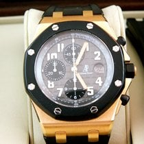"Audemars Piguet Royal OAK Offshore  Chrono""Rosegold"" Full Set..."