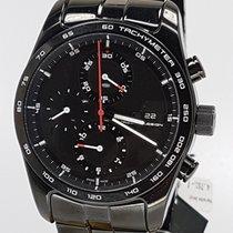 Porsche Design Chronotimer Series 1 Sportive Black