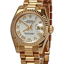 Rolex Lady-Datejust Yellow gold 26mm Mother of pearl Roman numerals United States of America, Florida, Plantation