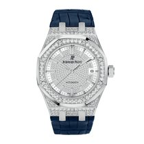 Audemars Piguet Royal Oak Lady White gold 37mm No numerals United States of America, New York, New York