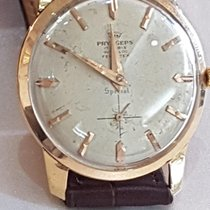 Pryngeps Yellow gold Manual winding pre-owned
