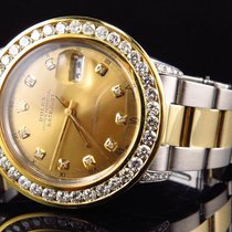 Rolex Stahl 36mm Automatik 16013 gebraucht