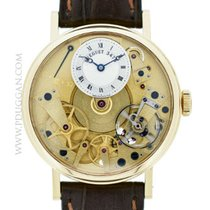 Breguet 18k yellow gold Tradition
