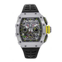 Richard Mille RM 011 Automatic Flyback Chronograph Titanium