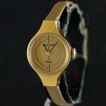 Bulova Reloj de dama usados 20mm 1970 48b1e4c8cb67