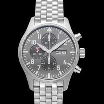 IWC IW377719 Steel Pilot Spitfire Chronograph 43.00mm new United States of America, California, San Mateo