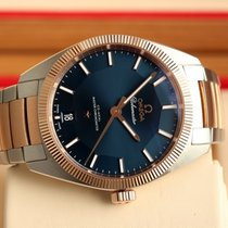 Omega Globemaster BICOLOR -  Blue dial