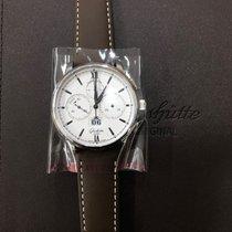Glashütte Original Senator Chronograph Panoramadatum neu 2020 Automatik Uhr mit Original-Box und Original-Papieren 1-37-01-05-02-35