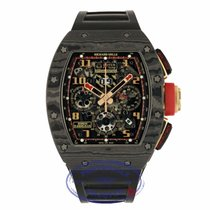 Richard Mille RM 011 Carbono 50mm Negro