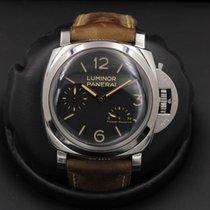 53f7a0a337a Relógios Panerai Luminor 1950 3 Days Power Reserve usados
