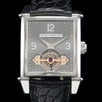 Girard Perregaux Platinum Automatic 32mm new Vintage 1945