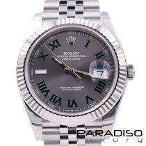 Rolex Datejust Ii 126334 Wimbledon Dial - New