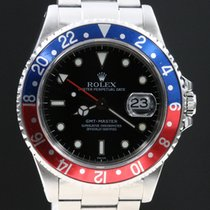 Rolex GMT-Master 16700 Pepsi Faded Only Swiss Dial