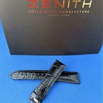 Zenith Parts/Accessories Men's watch/Unisex 254102773997 new Leather Black El Primero