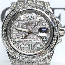 Rolex Stål 40mm Automatisk 116710-Ln ny