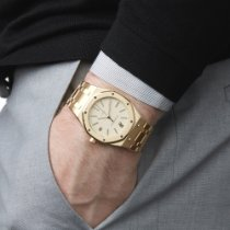 Audemars Piguet 14790 Oro amarillo 1980 Royal Oak 36mm usados