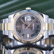 Rolex Datejust II Gold/Steel 41mm Roman numerals United States of America, Michigan, Southfield