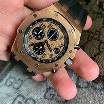 Audemars Piguet Royal Oak Offshore Chronograph Roségold 42mm Gold Arabisch Schweiz, Luzern