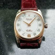 Rolex Cellini Danaos 24mm Белый