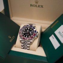 Rolex 126710BLRO Ocel 2019 GMT-Master II 40mm nové Česko, Prague