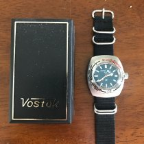 Vostok 41mm Manual winding pre-owned