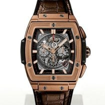 Hublot Rose gold Automatic Transparent No numerals 51mm new Spirit of Big Bang