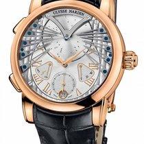 Ulysse Nardin Rose gold 45mm Automatic 6902-125 new