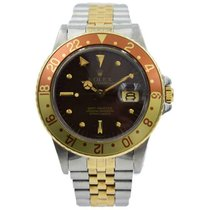 Rolex GMT-Master Steel 40mm Brown United States of America, Indiana, Carmel