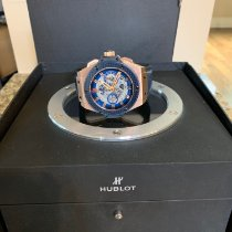 Hublot King Power Rose gold 48mm Transparent United States of America, Colorado, Denver