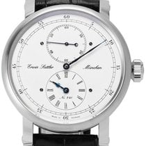 Erwin Sattler Steel Automatic 44mm pre-owned