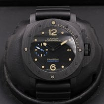 Panerai PAM 616 Carbon 2018 Luminor Submersible 1950 3 Days Automatic 47mm pre-owned United States of America, California, Huntington Beach