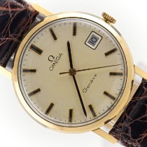 Omega Yellow gold 33mm Manual winding 1325017 pre-owned