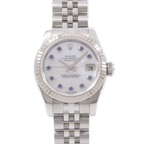 Rolex Lady-Datejust 26mm White