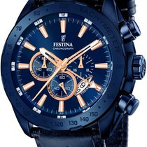 Festina Steel F16898/1 new