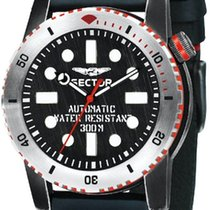 Sector Steel 40mm Automatic R3221598001 new