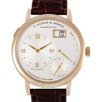 A. Lange & Söhne Grand Lange 1 Manually Wound Men's...