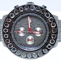 Breitling Mens Breitling Super Avenger Aeromarine 58 MM Black...
